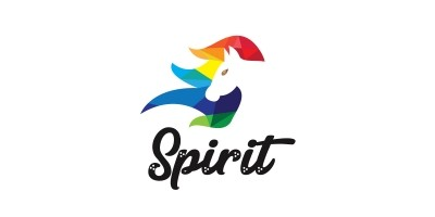 Spirit Logo Template