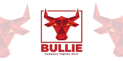 Bullie Logo Template