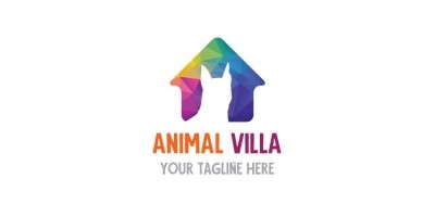 Animal House Logo Design