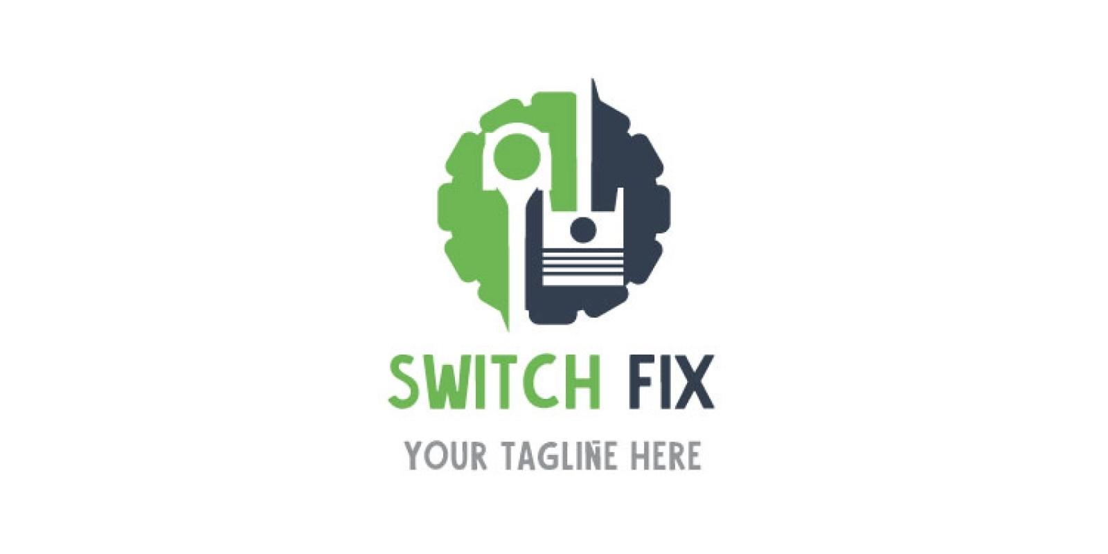 Switch Logo Design