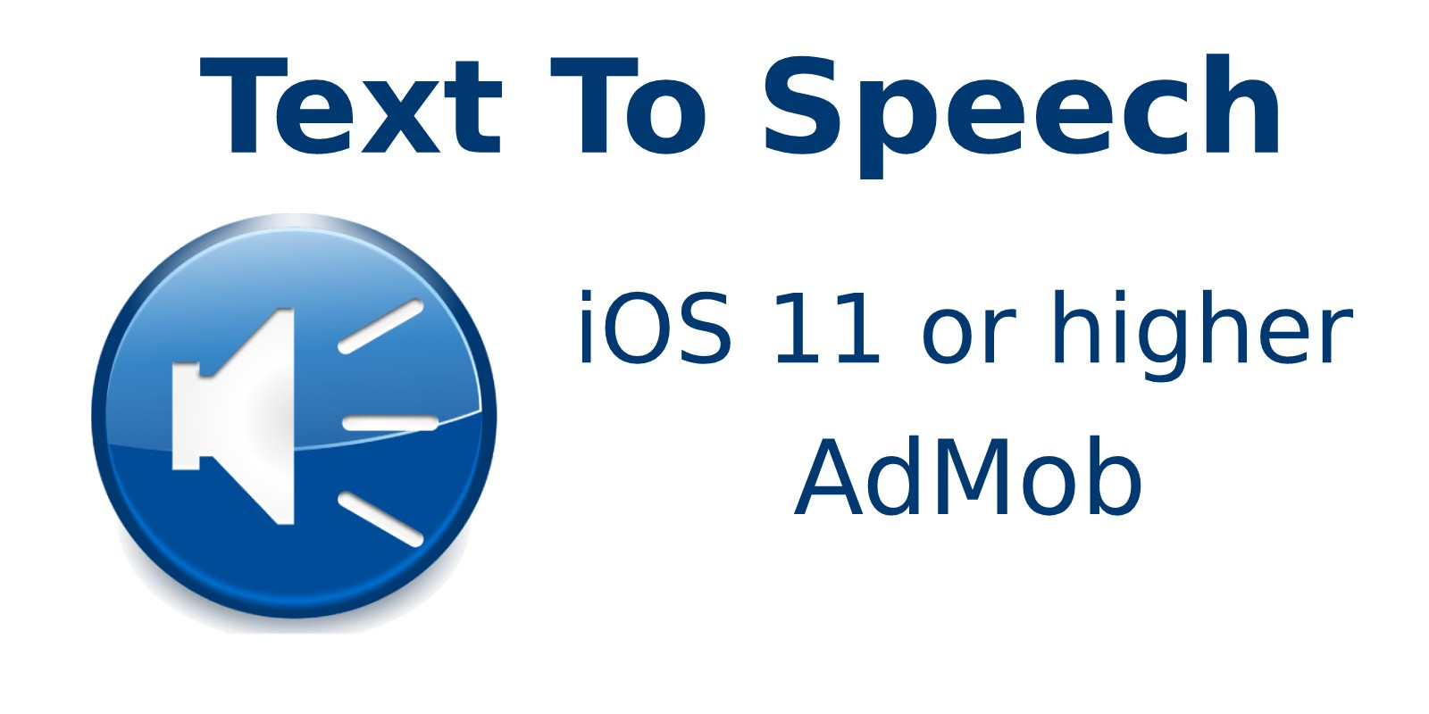 Text To Speech - iOS Source Code