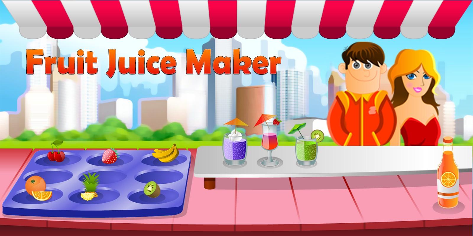 Fruit Juice Maker - Complete Unity Project