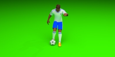 Football Game Engine Basic - Unity Source Code
