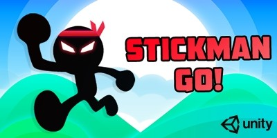 Stickman Go – Unity Source Code