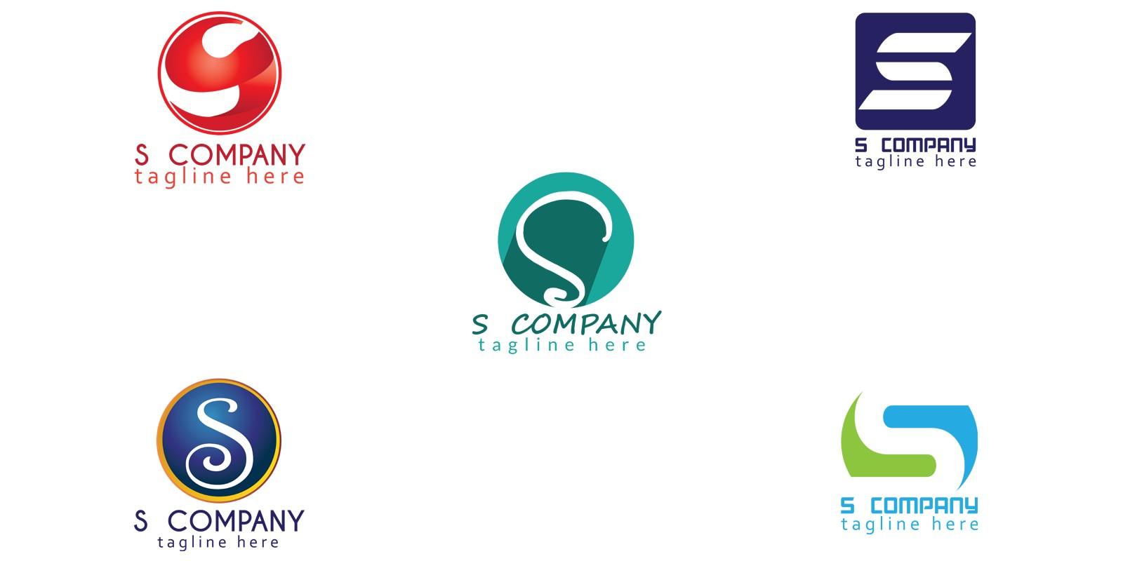 Simple S-logo Design Template