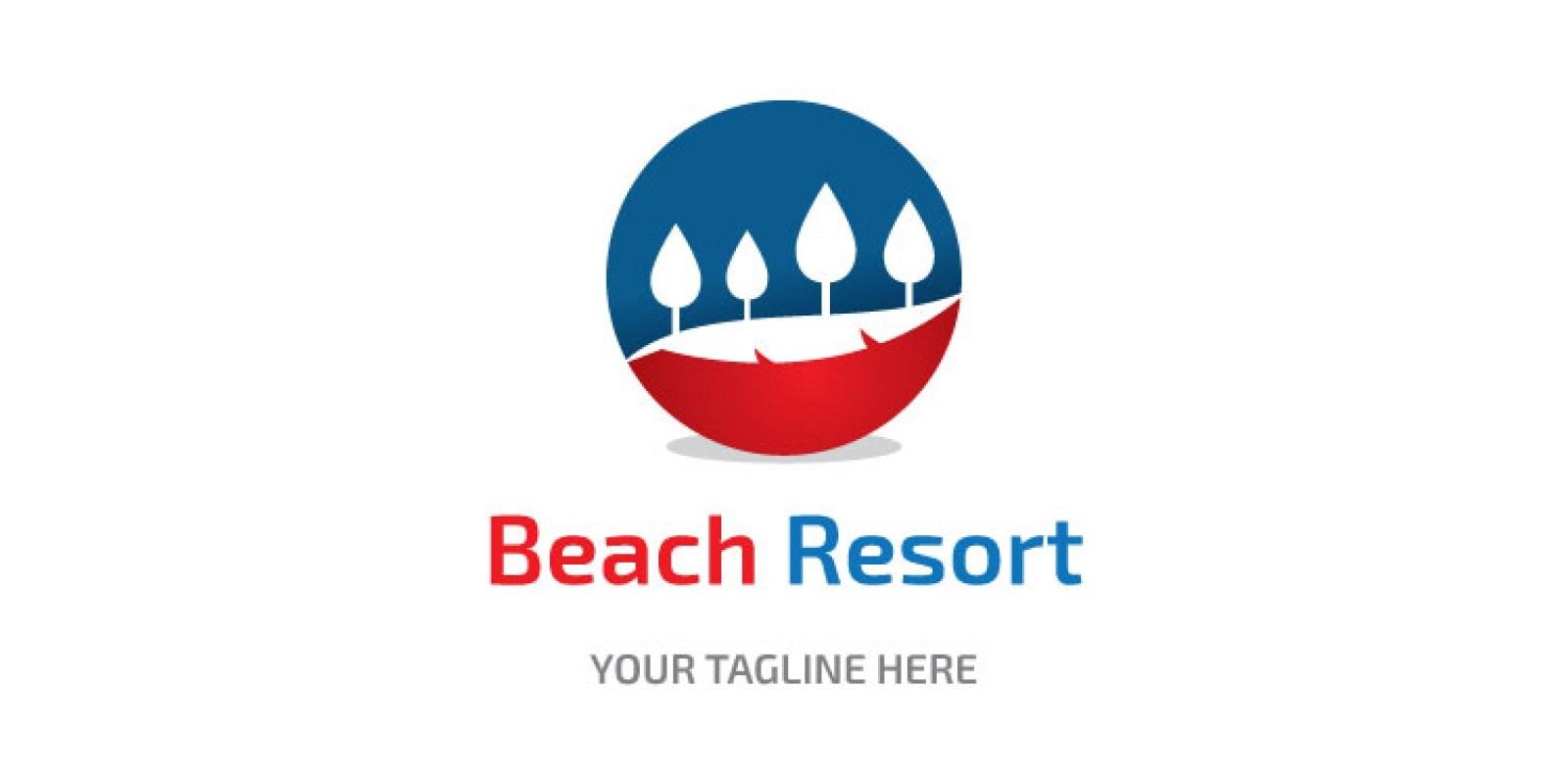 Golf Club Resort Logo