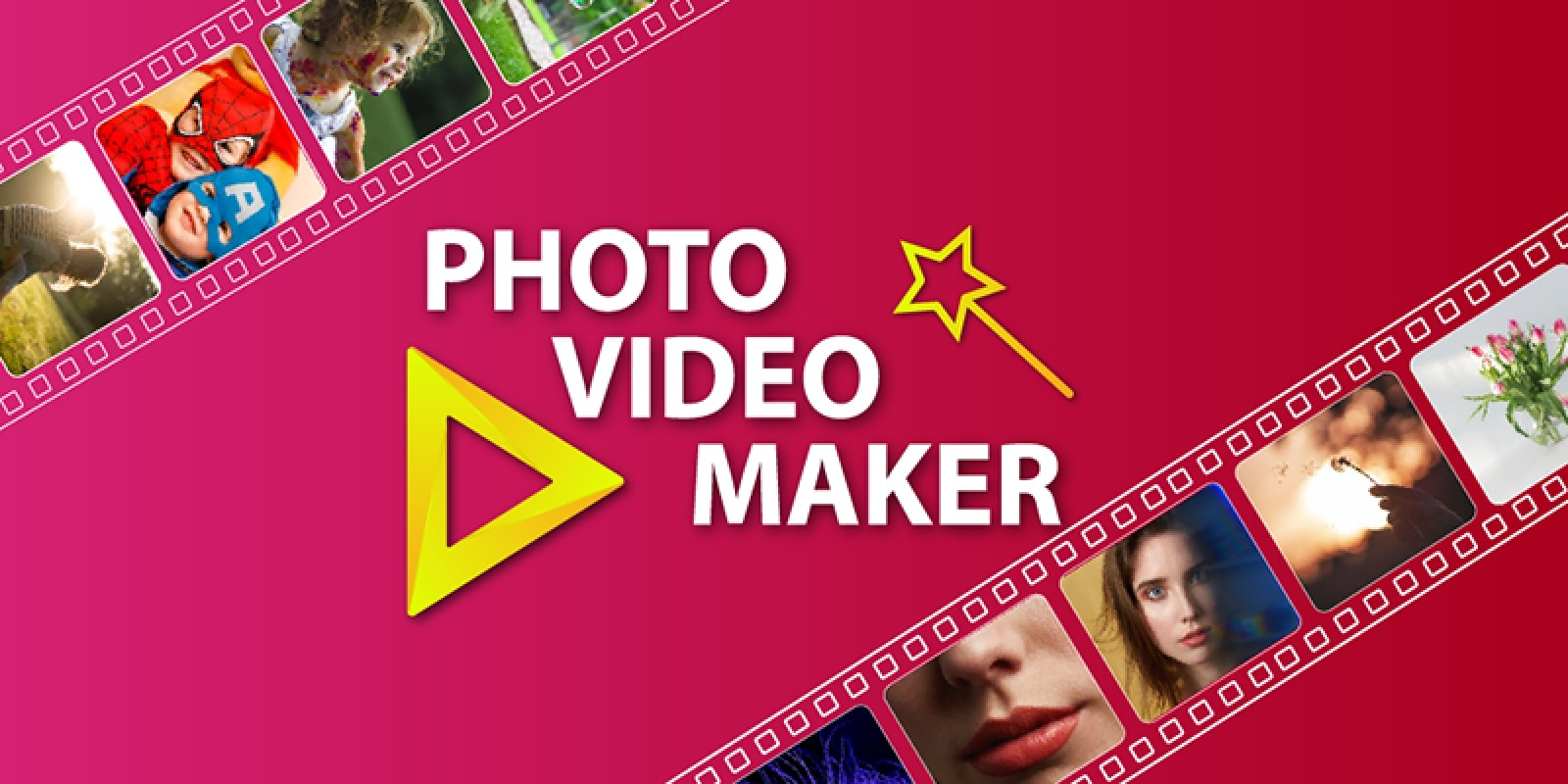 Photo Video Slideshow Maker With Music - Android
