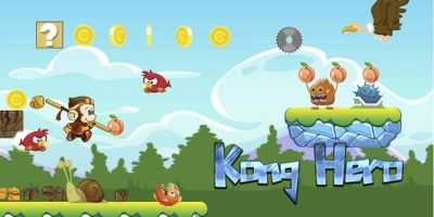 Kong Hero - Complete Unity Game Template