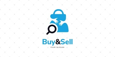 Buy And Sell - Logo Template