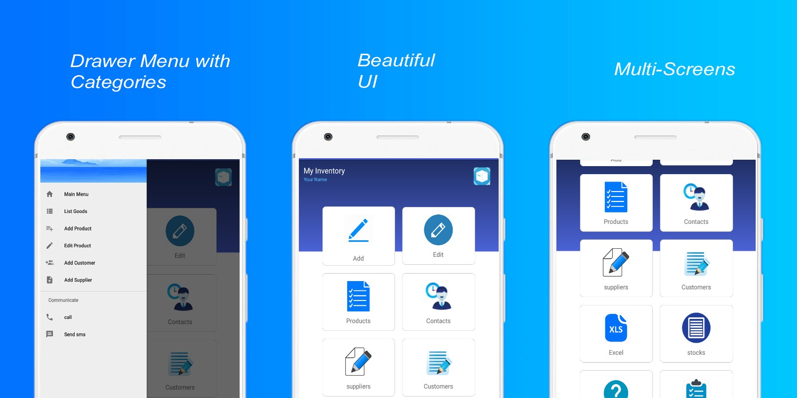 Inventory - Inventory Management Android App