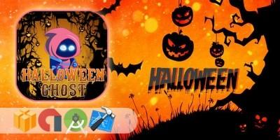 Halloween Ghost - Buildbox Template