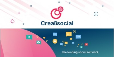 Crea8socialPro - Social Network Software PHP