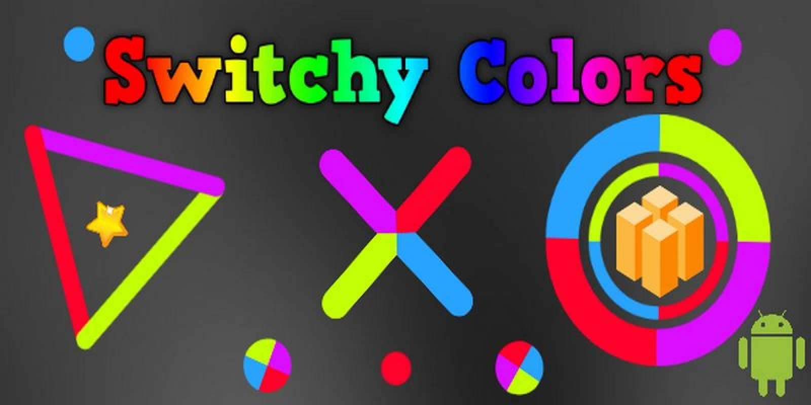 Switchy Colors – Android Buildbox Game Template