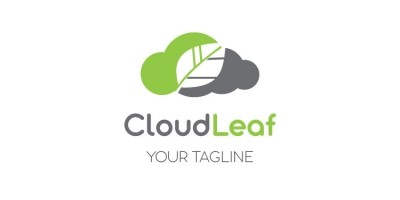 Cloud Shape Logo