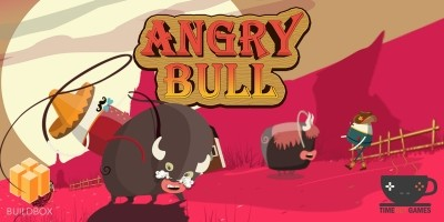 Angry Bull - Full Buildbox Game