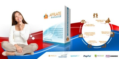 JROX Affiliate Manager - PHP Script