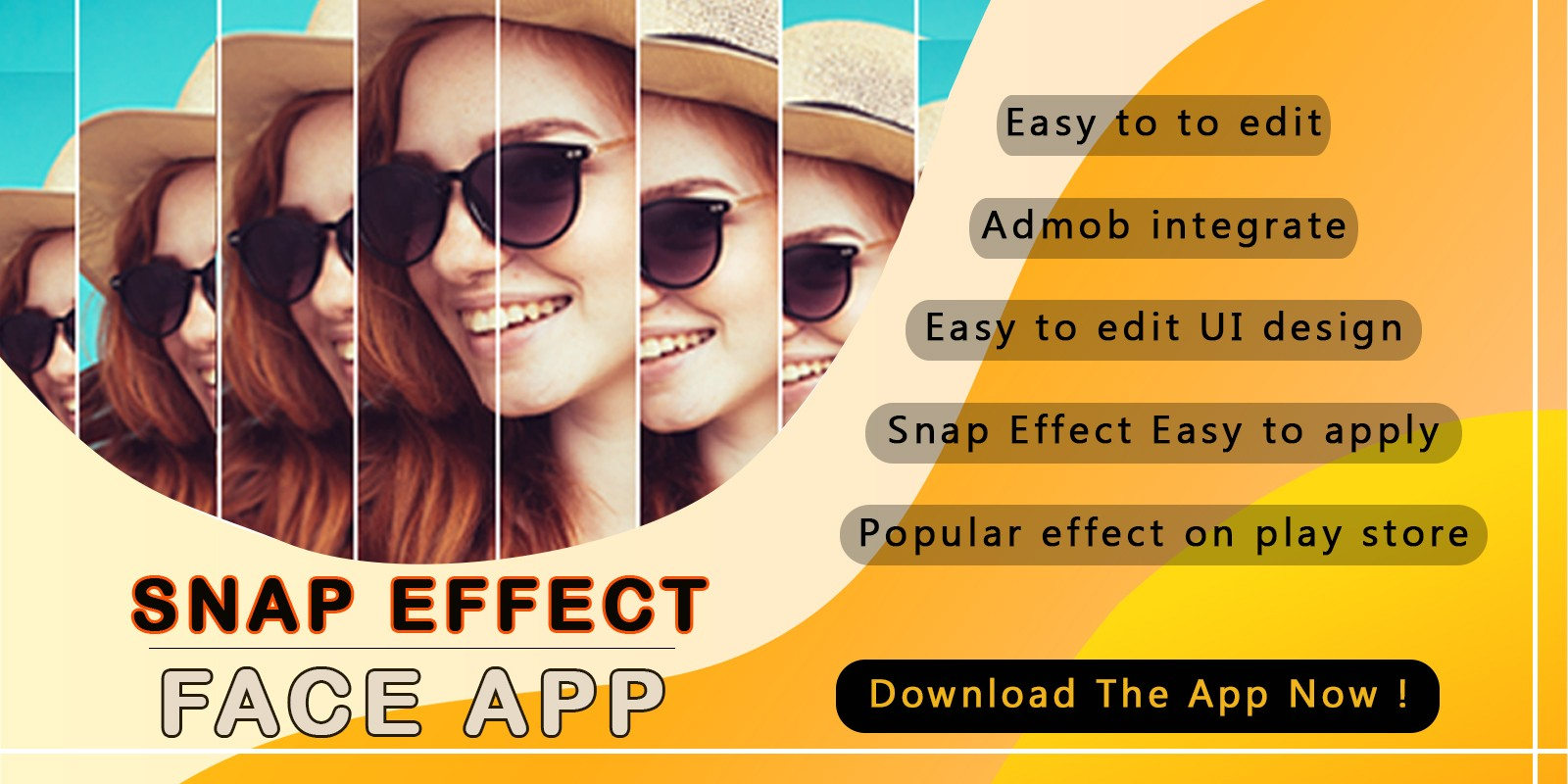 Crazy Snap Face Effect Android Source Code