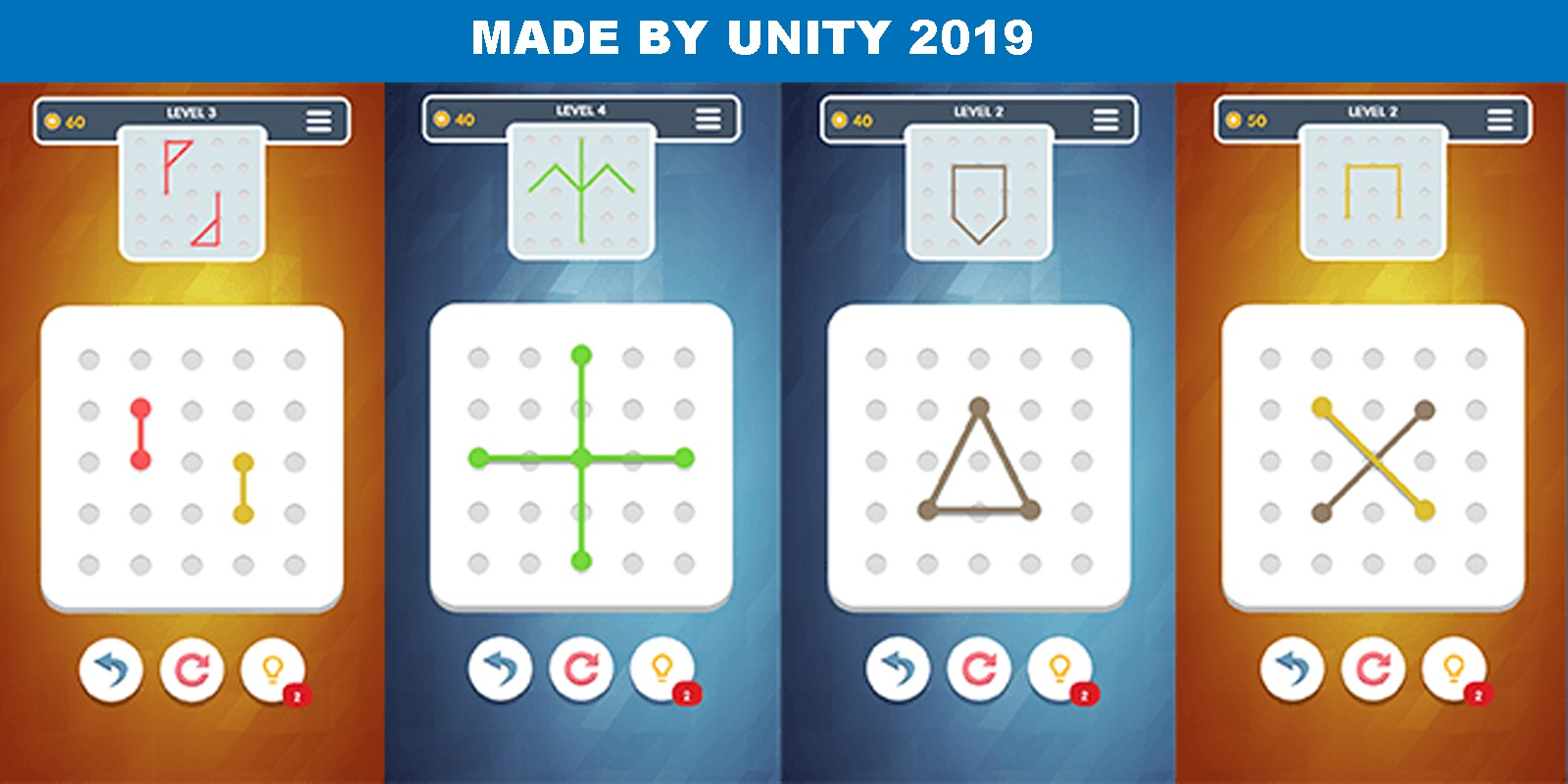 Connect Lines Puzzle Complete Unity Project