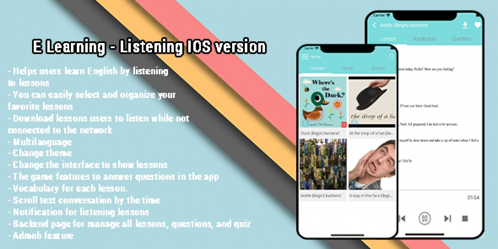 E-Learning iOS Source Code