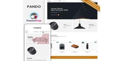 Pando - PrestaShop Theme