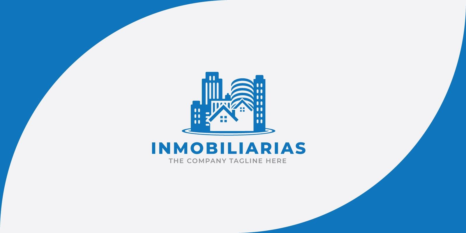 Inmobiliarias Logo Template