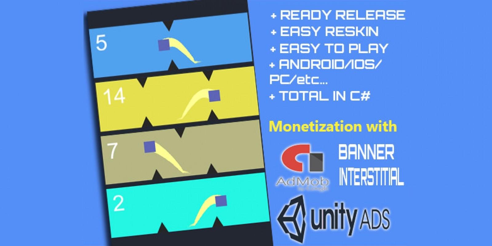 Run Floor - Complete Unity Game