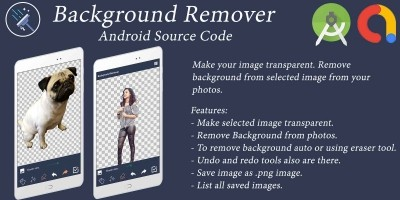 Photo Background Remover - Android App Source code