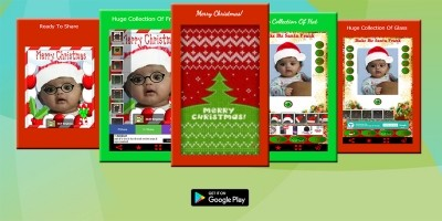 Make Me Santa - Android Source Code