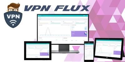 VPNFlux - VPN Management Script PHP