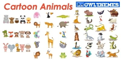 Animal Cartoon Graphics