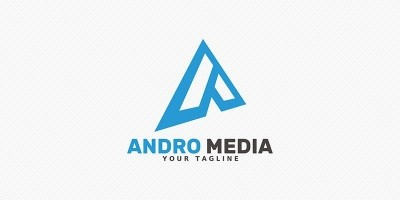 Andro Media - Logo Template