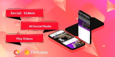 Social Video Browser - Android Template
