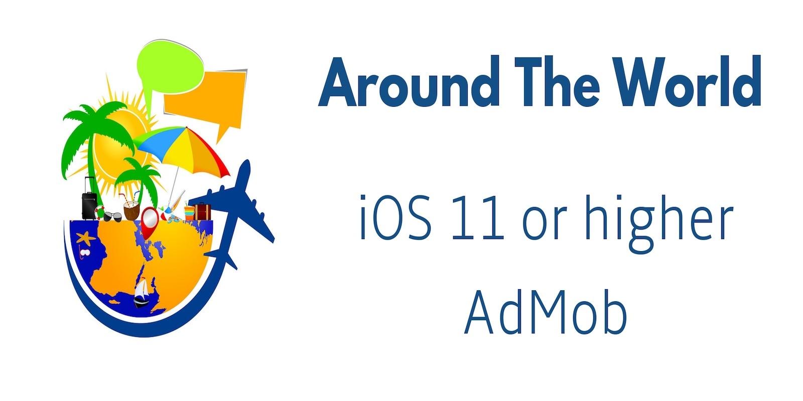 Around The World - iOS App Template