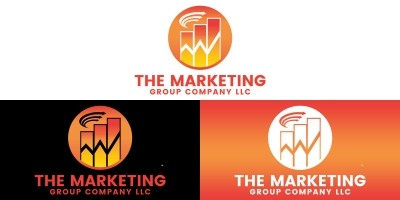 Corporate Marketing Logo Design Template