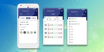 Blue Light Filter - Android App Template