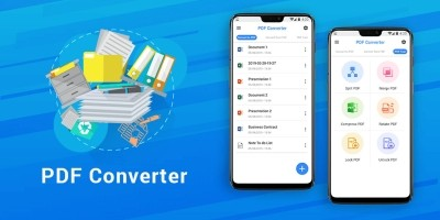 PDF Converter - Android App Template