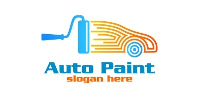 Car Painting Logo 8