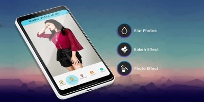 Magic Video Maker - Android App Template