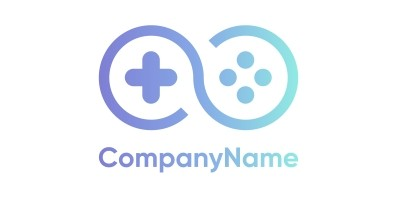 Eternal Gamepad Logo Template