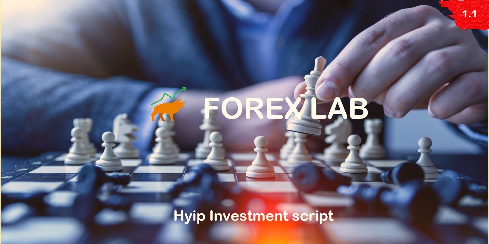 Forex lab - Investment And Trading Platform Script