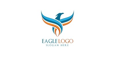 Eagle Fly Logo 2