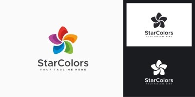 Star Colors Logo
