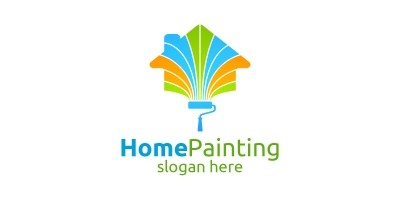 Real Estate Painting Logo 3