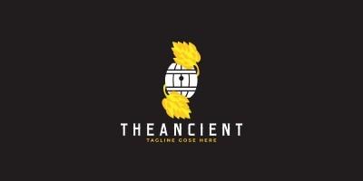 Bar Logo Template