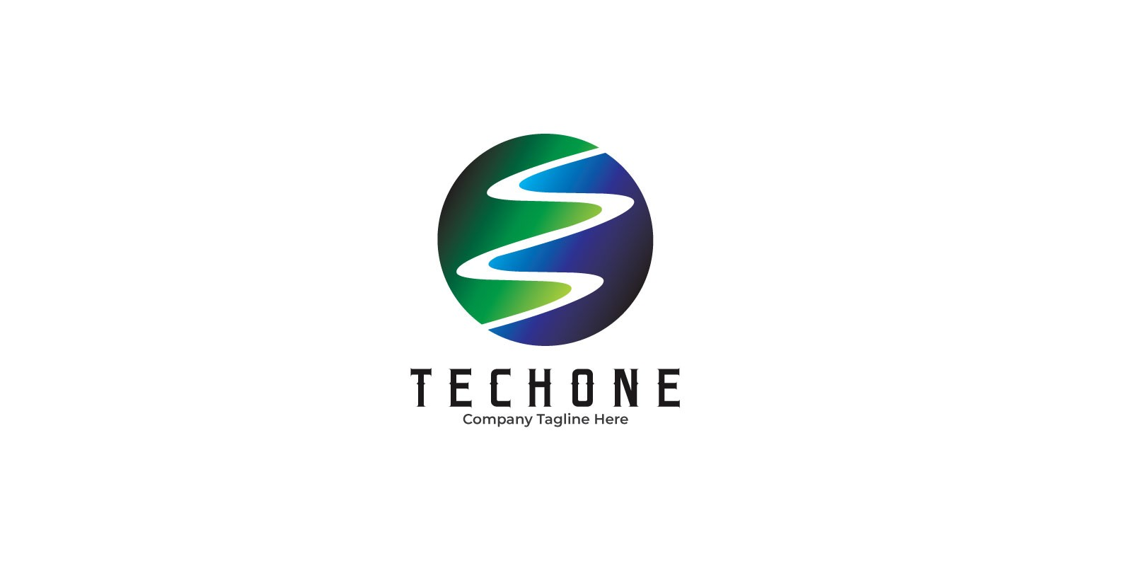 Tech Logo Template