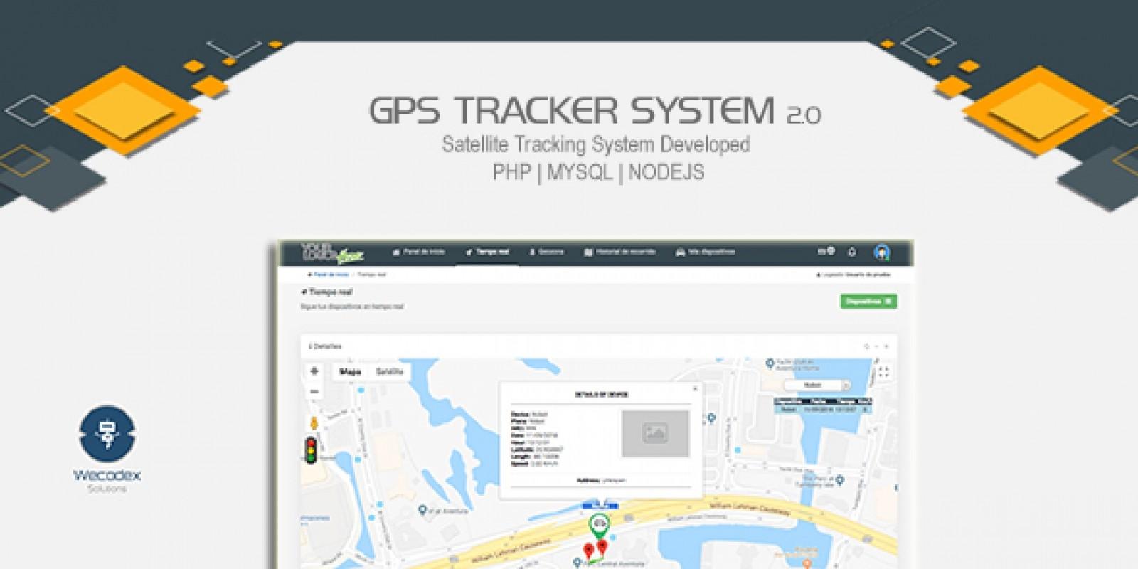 GPSTracker - System Tracking GPS Script