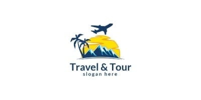 Travel N Tour Logo