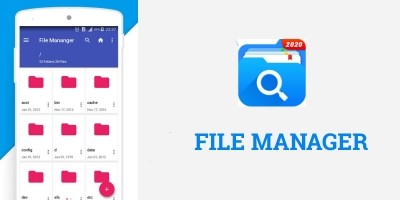 File Manager - Android App Template