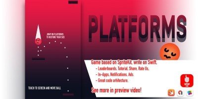 Platforms - iOS Game Template