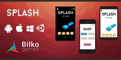 Splash - Unity Game Source Code